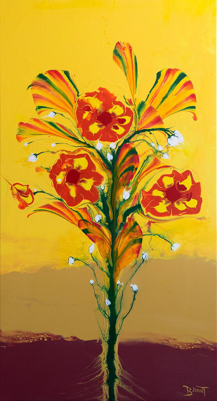 Tulips Rising
