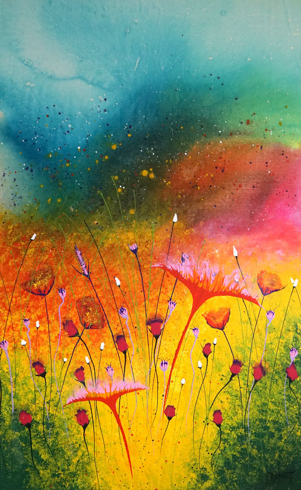 Wildflowers No 2